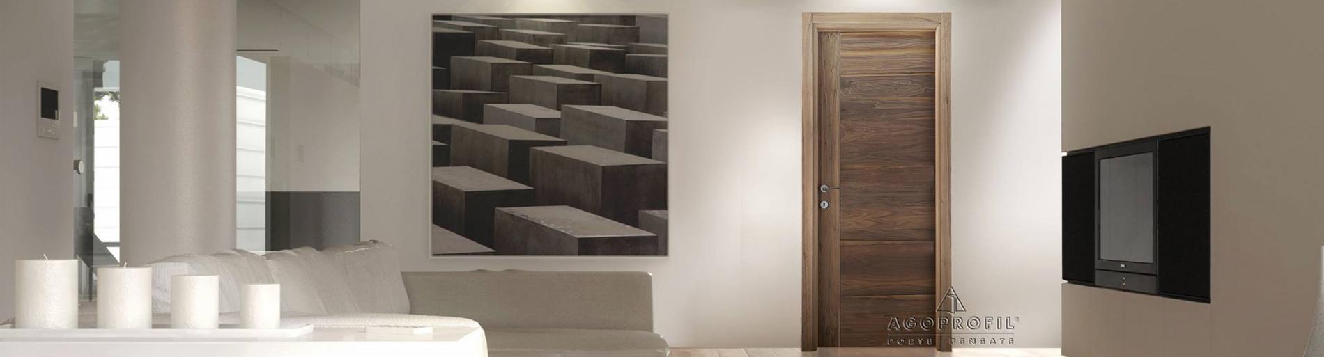 Porte da interno agoprofil tecno serramenti - Offerta porte da interno ...