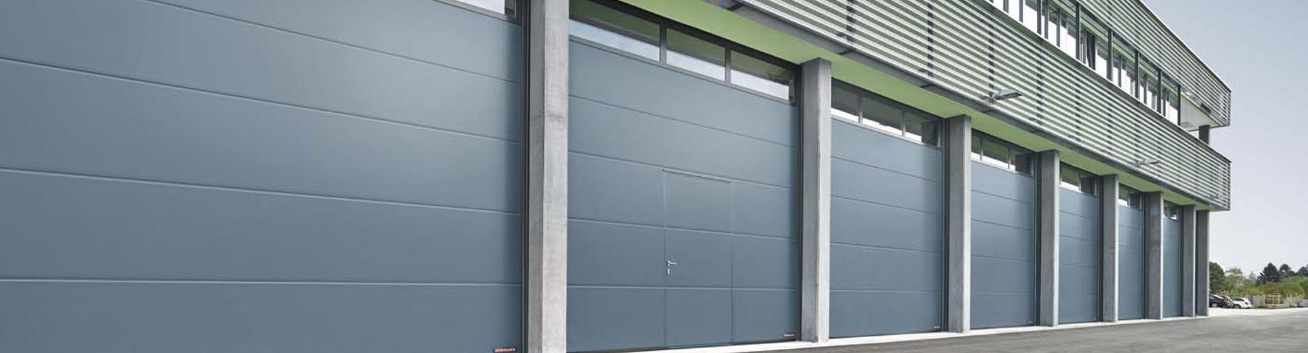 Sezionali hormann vendita porte sezionali tecno serramenti for Hormann sezionali