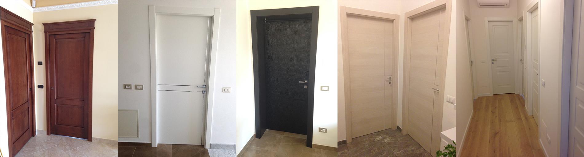 Porte da interno - Tecno Serramenti