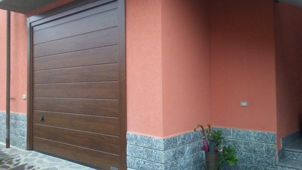Porta in Legno per Garage