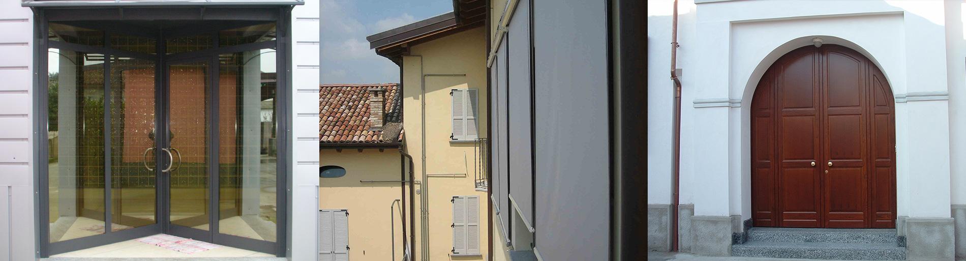 sostituzione serramenti condominio